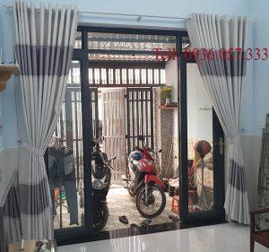rèm cửa phòng khách đẹp tại huyện hóc môn